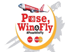 MasterCard and AirAsia #PoseWinFly Photo Contest is Back!