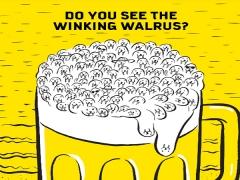 Dalian Spot The Walrus to WIN Scoot Travel Voucher