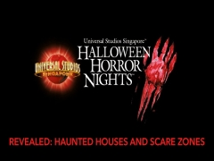 Complimentary Tickets to Universal Studios Singapore's Halloween Horror Nights with Maybank Card