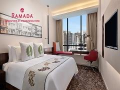 198nett for 2D1N Weekend Stay in Ramada City View Room as NTUC Member