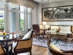 Save 20% with Straits Club and Suite Special at The Fullerton Hotel Singapore