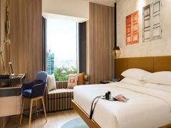 Enjoy the Amazing Deal at Hotel Jen from SGD185