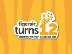 WIN Big Because Tigerair  is Turning 12!