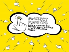 WIN Flight to Any Destination with Scoot's Fastest Finger Contest