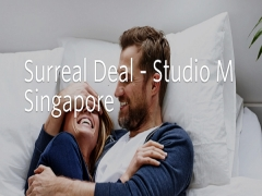 Get 10% OFF with Surreal Deal at Studio M Hotel!