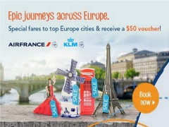 Epic Europe Journeys from SGD990 with Zuji