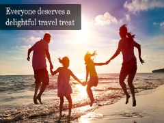 Redeem Exciting Gifts with your Amrican Express Card at Travel Treats 2016
