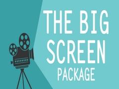 The Big Screen Package at Ramada Singapore at Zhongshan Park