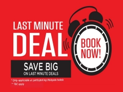 Save 25% with Tune Hotels' Last Minute Deal