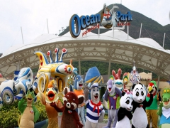 10% Off on Admission Tickets at Ocean Park, Hong Kong with HSBC