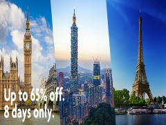 Expedia Flash Sale with UOB Cards (14 to 21 Oct) only!