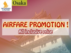 Osaka Direct Flight