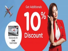 Enjoy 10% Off Hotel Bookings via AirAsiaGo with CIMB Cards