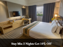Stay Min 2 Nights and Enjoy 10% Off Room Rate at Concorde Hotel Shah Alam