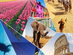 Explore a World of Experiences with Etihad Airways from SGD654