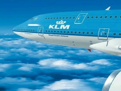 Fly in Business Class with KLM Royal Dutch Airlines