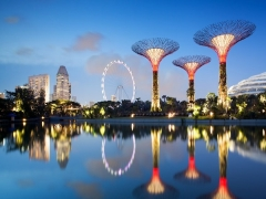 Enjoy SGD15 Off with UBER Trip to Gardens by the Bay