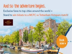 Travel Around the Top Cities in the World with Etihad Airways and Zuji