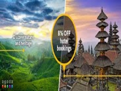 Enjoy 8% Off Hotel Bookings in Agoda with Maybank