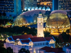 New Year's Eve Countdown Package in Parkroyal on Pickering, Singapore
