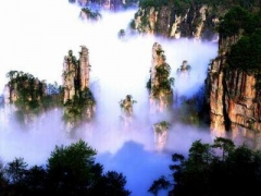 7D6N CHINA Zhang Jia Jie Tour + Hotel