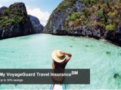 My VoyageGuard Travel Insurance - Get up to 30% savings with American Express card