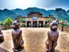 Ipoh: 3D2N Lost World of Tambun Stay & 2 way Coach