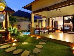 Bali: Private Pool Villa