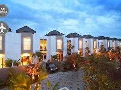 Bali: 4* Private Pool + Flights