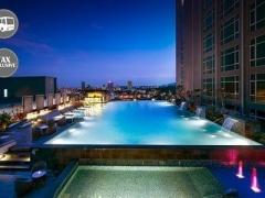 Malacca: Feb 14 Hatten Hotel Stay