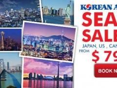 Korean Air Seat Sale! from $795