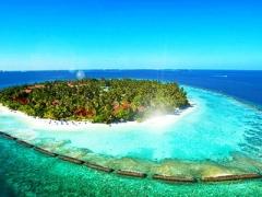 $1330 per pax for 4D3N & Free 1N stay at 4-star Kurumba Maldives Resort with Return Flights & Perks!