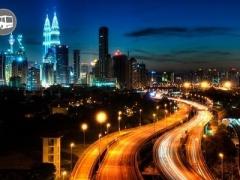 KL: Sky Hotel Bukit Bintang+Coach