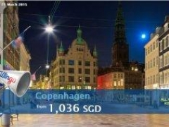 Copenhagen Special Offer from 1,036 SGD All Inclusive Round Trip