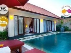 Bali: $358 /2Pax 3D2N 4-Star The Awan Villas One-Bedroom Private Pool Villa Stay w/ Breakfast