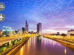 Ho Chi Minh City: Return Flights