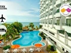 Penang: $278 nett per pax for 4D3N Flamingo by the Beach Stay w/ Jetstar Airways Flight