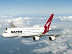 Qantas International Flights from Singapore to Sydney