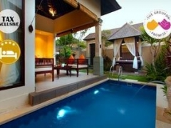 Bali: $475 for 2Pax 3D2N 4-Star Transera Grand Kancana Resort Villas One-Bedroom Pool Villa & More