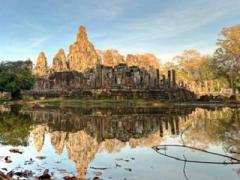 4D3N SIEM REAP 4* Tara Angkor by Jetstar