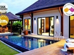 Phuket: $309 3D2N Two Pax 4-Star Two Villas Holiday Oriental & Onyx Style, Nai Harn Beach Stay