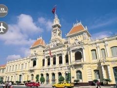 Ho Chi Minh City: Stay & Flights