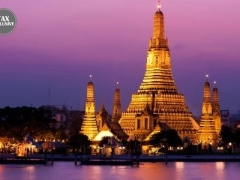 Bangkok: City Hotel + Flights