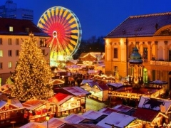 Northern Germany: 9D8N Guided Tour to Frankfurt, Berlin and More with Hotel Stays and Meals & Rail Pass