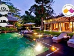 $349 for Two Pax 3D2N Mantra Nature Resort 1-Bedroom Dharma Pavilion Stay w/ Airport Transfer