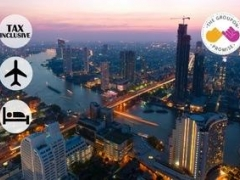 Bangkok: 294 nett /pax for 4D3N Hotel Stay w/ Singapore Airlines Flight & Airport Transfer