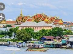 Bangkok: Local Hotel + Flights