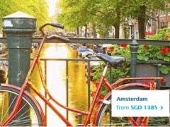 KLM Top Destinations