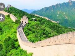 Beijing&Tianjin: Guided Tour+Flights