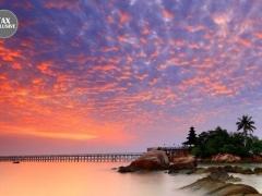 Batam: NY Stay near Beach & Ferry